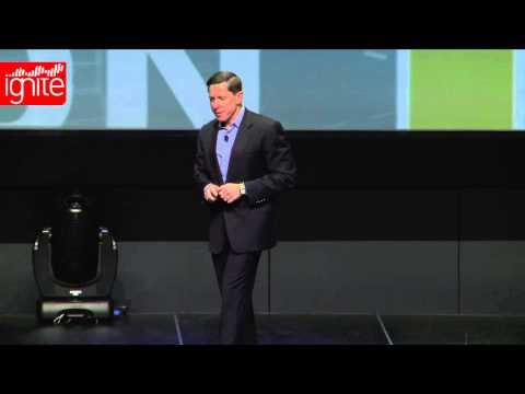 Mark McLaughlin Keynote at Ignite 2014