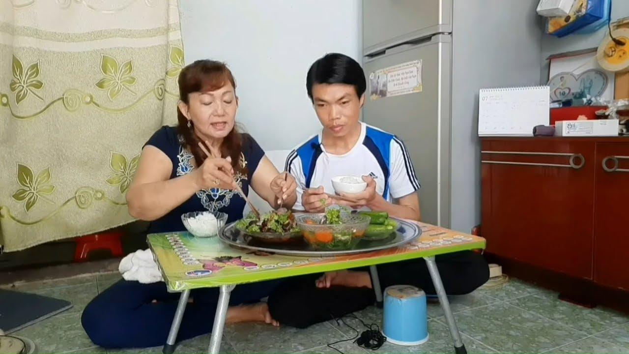 Tình Yêu Không Có Tuổi Vợ Chồng Tuấn Oanh , Món Ăn Bổ Sung Sức Khỏe Cho Mọi Người Nhất Là Người Bệnh