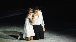 «Ромео и Джульетта»: ледовое шоу с олимпийскими чемпионами открылось в Москве