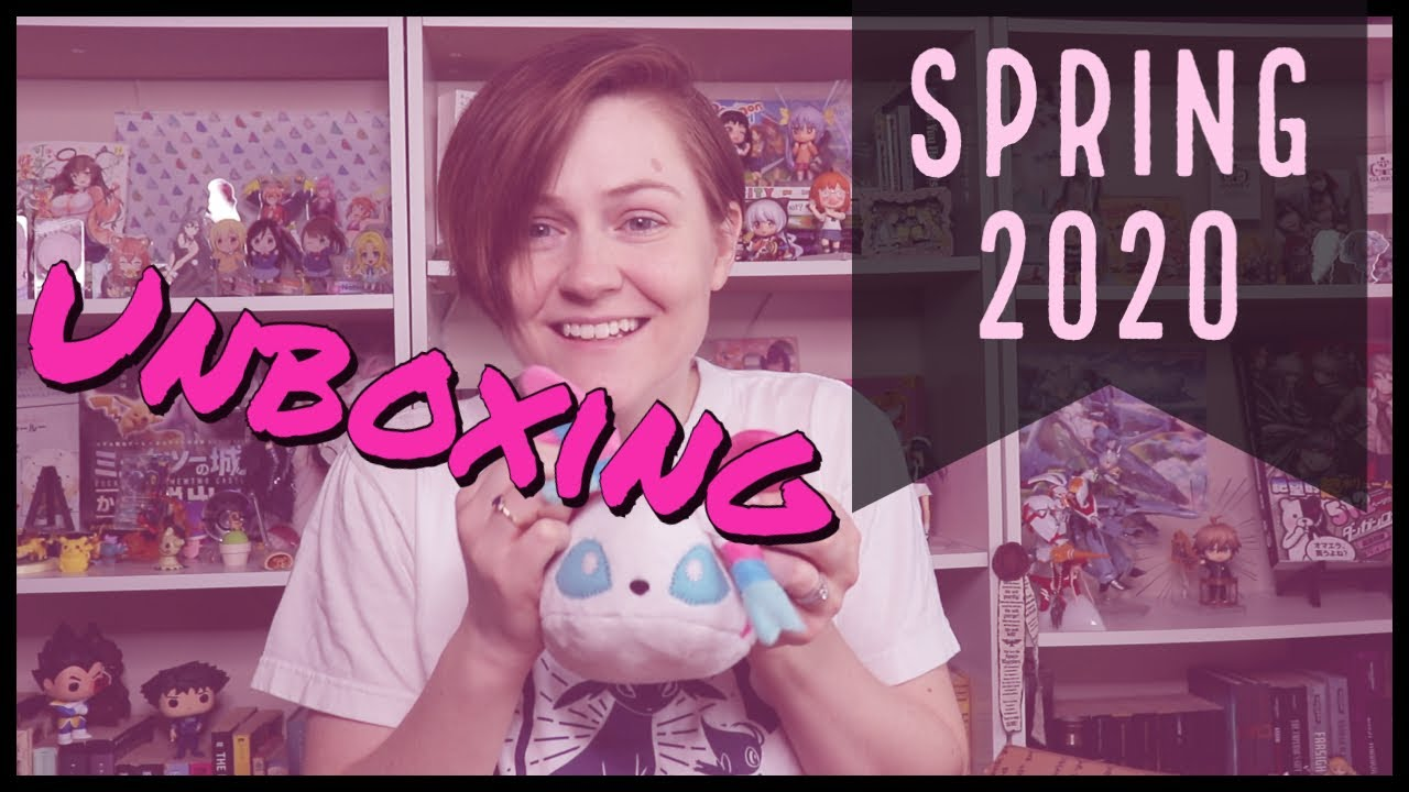 Unboxing Spring 2020
