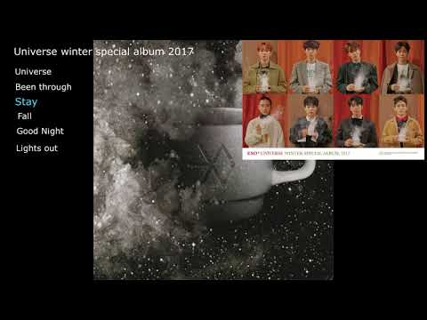 EXO winter special 2017