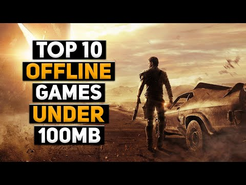 TOP 10 OFFLINE GAMES FOR ANDROID UNDER 100MB | HD GRAPHICS 2020