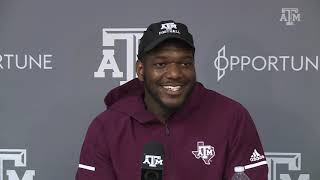 South Carolina Postgame | Landis Durham 10.13.18