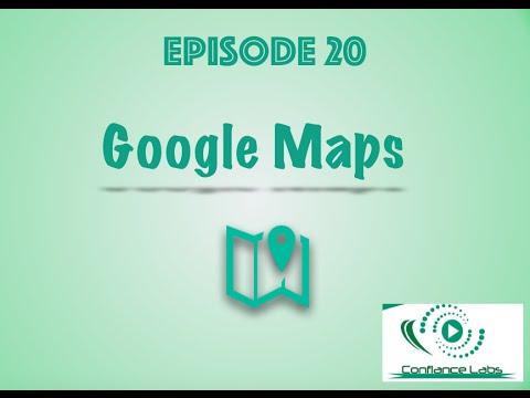 Google Maps-Swift Episode - 20 (Hindi)
