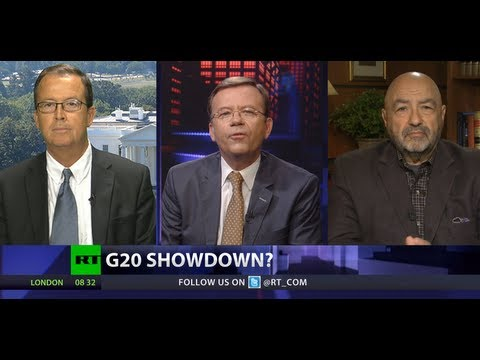 CrossTalk: G20 Showdown?