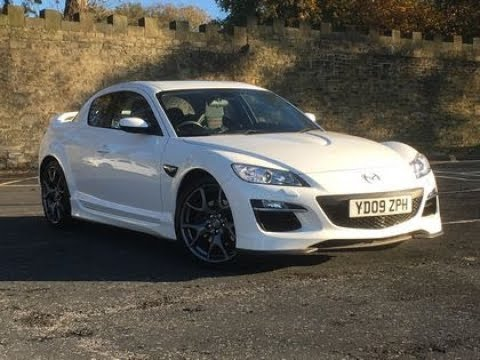 Mazda RX8 R3 For sale LOW MILES At Peter Watson (Skipton) Ltd