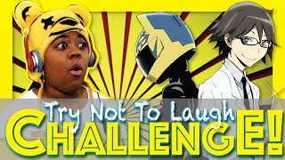 Durarara On Crack | Try Not To Laugh | AyChristene Reacts