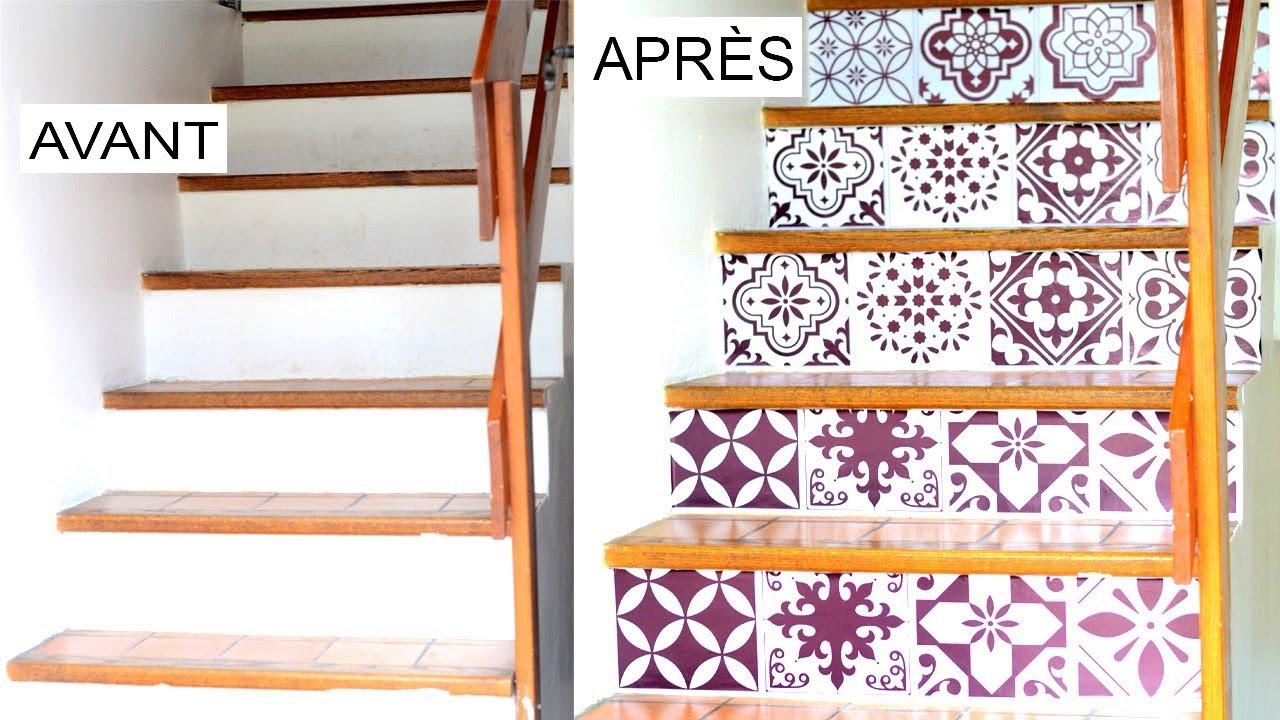Décoration Marche Escalier Intérieur comment dÉcorer mon escalier en moins de 30 minutes ?