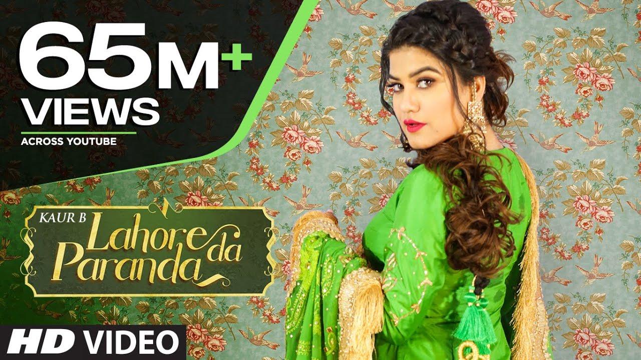 Lahore Da Paranda (Full Song) Kaur B   Desi Crew   Kaptaan   Latest Punjabi Songs 2019