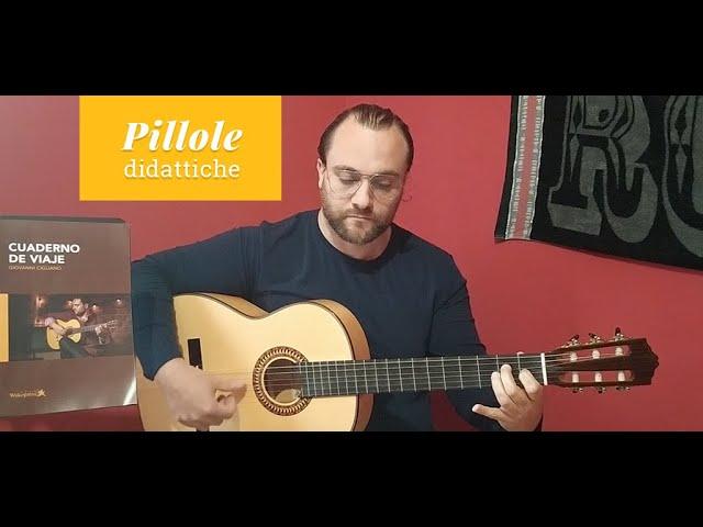 Il tremolo sulla chitarra flamenco - Giovanni Cigliano | Salvador Cortez