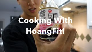 Cooking With Hoangfit: Simple Fried Rice!