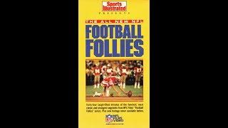 The All New NFL Football Follies (1986)