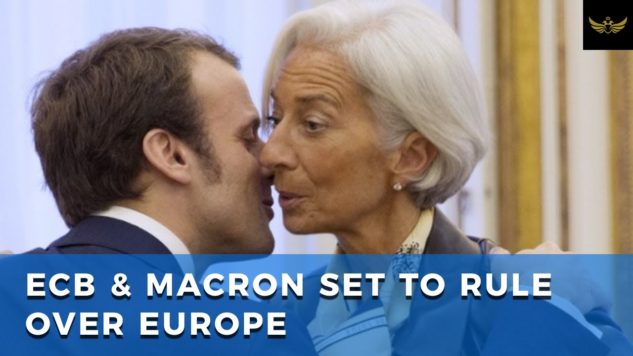 Draghi, Lagarde & more QE, as Macron moves to rule Europe