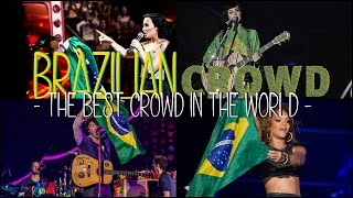 -  BRAZILIAN CROWD  - (THE BEST CROWD IN THE WORLD)