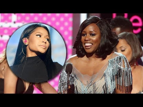 Remy Ma SLAMS Nicki Minaj In Speech After Beating Her At 2017 BET Awards