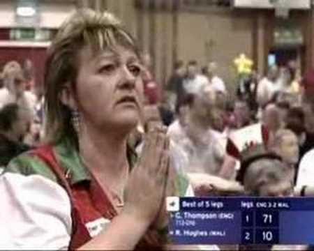 British Internationals 2006 - Gary Thompson vs Robert