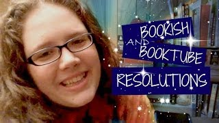 2014 Bookish and BookTube Resolutions! Thumbnail