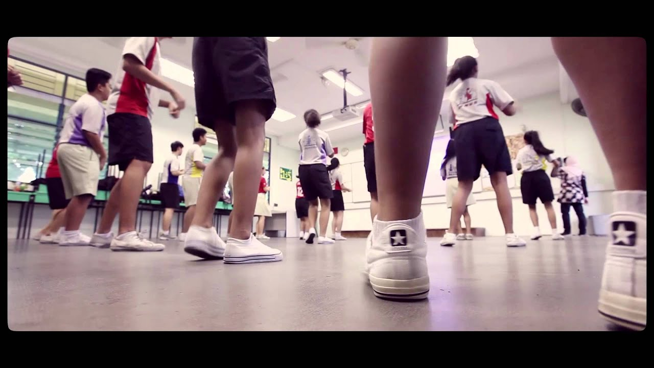 JUMP Dance Programme 2014 - Boon Lay Secondary School (Secondary 1)