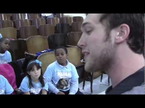 Gone Gone Gone Phillip Phillips & PS22 Chorus
