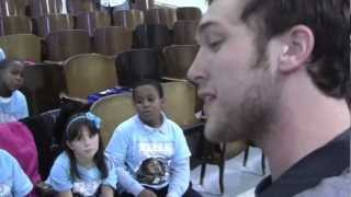"""Gone Gone Gone"" Phillip Phillips & PS22 Chorus"