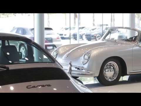 What is a Porsche Classic Partner?