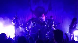 Hank Von Hell - Bum to Bum, live @ Babel, Malmö 10-11-2018