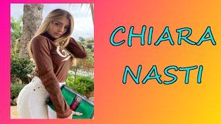 Chiara nasti is the perfect blond ...