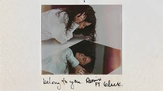 Video Sabrina Claudio -  Belong To You (ft. 6lack) [Remix] download MP3, 3GP, MP4, WEBM, AVI, FLV Agustus 2018