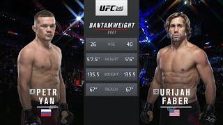 Петр Ян vs Юрайя Фэйбер: Вспоминаем бой смотреть онлайн в хорошем качестве - VIDEOOO