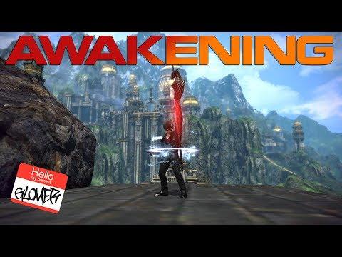 Tera - Awakening Quest (Priest POV)