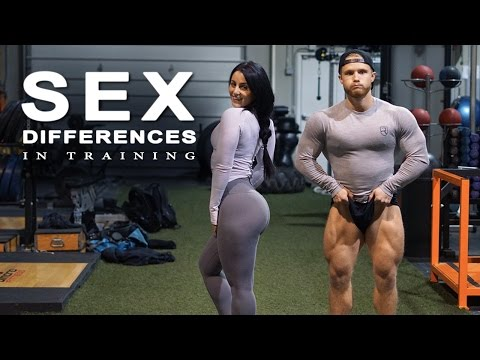 MEN vs WOMEN | Sex Differences in Training | Science Explain
