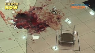 Murder at Orchard Plaza