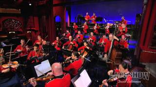 Marine Chamber Orchestra on Late Show with David Letterman