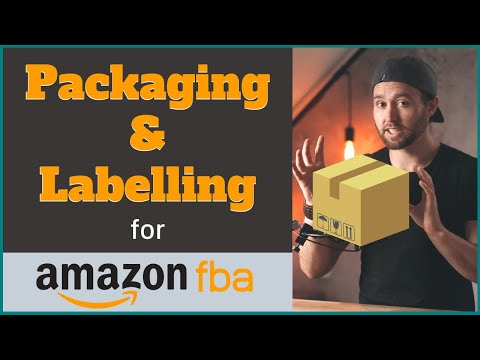 Packaging Requirements for Amazon FBA – Tutorial On Amazon FBA Barcodes & Packaging Guidelines