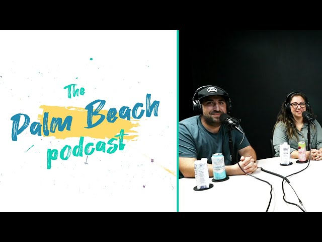 Palm Beach Podcast #37 - Koby & Zoey Wexler - Two Fat Cookies & Death by Pizza