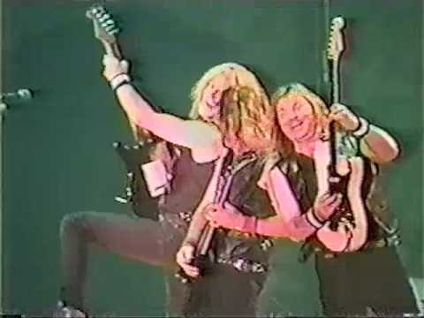 Iron Maiden Ed Hunter Tour July 11 1999 St John's New Brunswick Full Concert