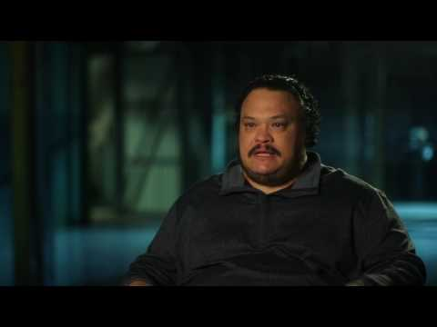 "The Blacklist: Redemption || Adrian Martinez – ""Dumont"" Interview 