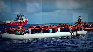 Olaszország engedélyezte az Ocean Viking kikötését