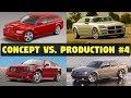 Concept Cars vs. The Real Thing #4 - 2003 Dodge Magnum SRT8 (+ 2001 Super 8 Hemi)
