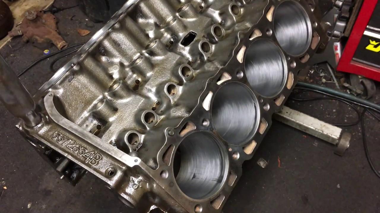 Olds Engine Build