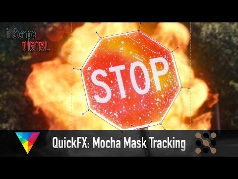 QuickFX: Mocha Mask Tracking