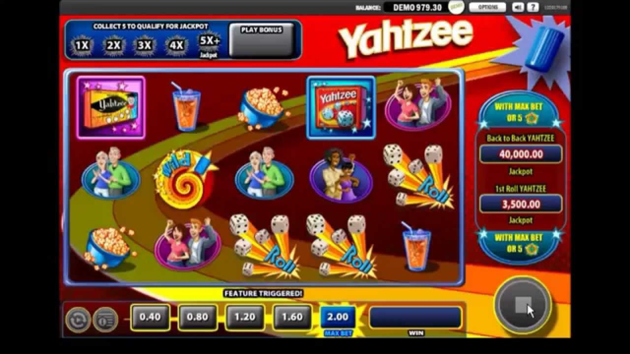 Yathzee slots casino game casinos in louisiana