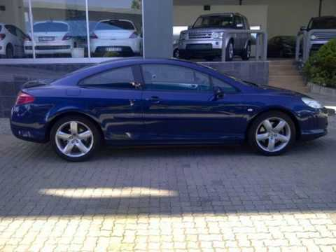 2006 peugeot 407 peugeot 407 3 0 v6 coupe auto for sale on auto trader south africa youtube. Black Bedroom Furniture Sets. Home Design Ideas