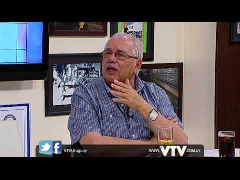 VTV: ENRIQUE ESPERT EN RUMBO A LA CANCHA PARTE1