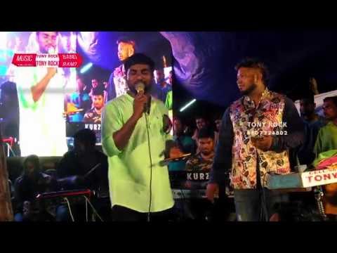 Chennai Gana Prabha New Song Suthavuttu Paakiriyae Bambaram Pola With Tony Rock Music Live