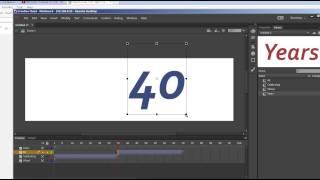 Cómo Animar un Adobe Illustrator CC o CS6 Dibujo en Adobe Flash CC o CS6