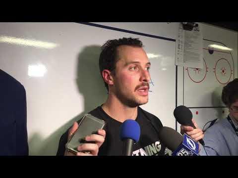 Ryan Callahan: First period had no flow