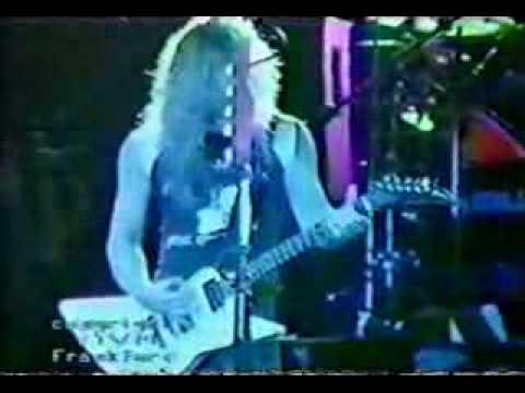 Metallica - Disposable Heroes (Live 1985)