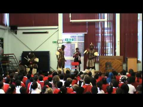 Mighty Zulu Nation October 2014