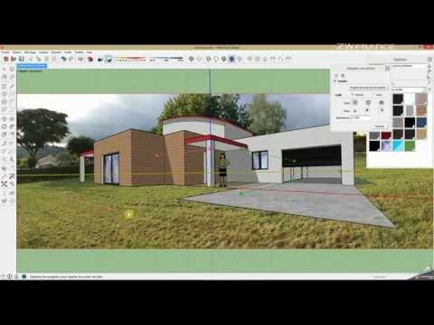 ZWCAD+ Architecture : De l'esquisse à l'avant projet